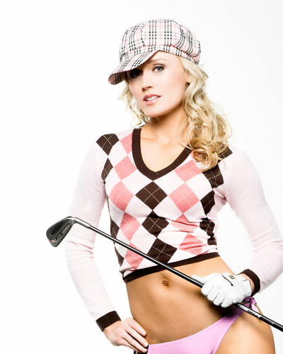 Blair O'Neal, Golf