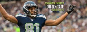 Golden Tate Seattle Seahawks Facebook 1