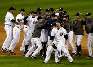 Detroit Tigers 2012 ALCS Facebook