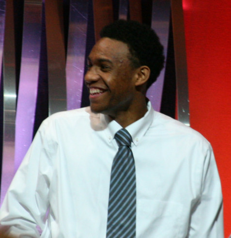 Jabari Parker at Gatorade awards