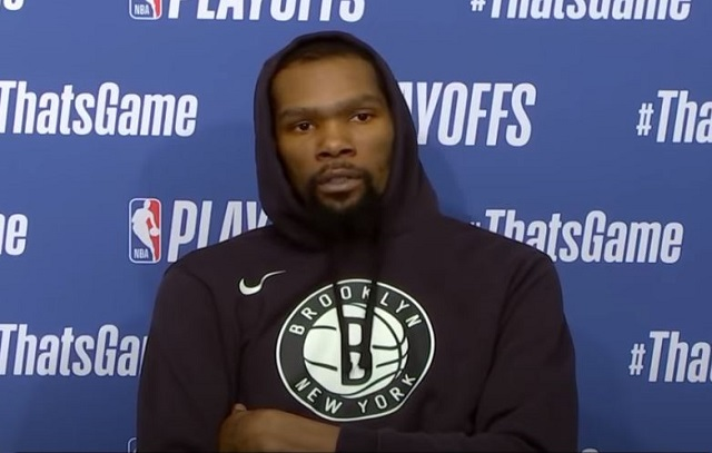 Kevin Durant interview 2021 after loss to Bucks